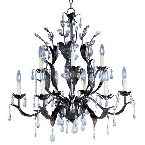 Ojos 9 - Light Multi - Tier Chandelier