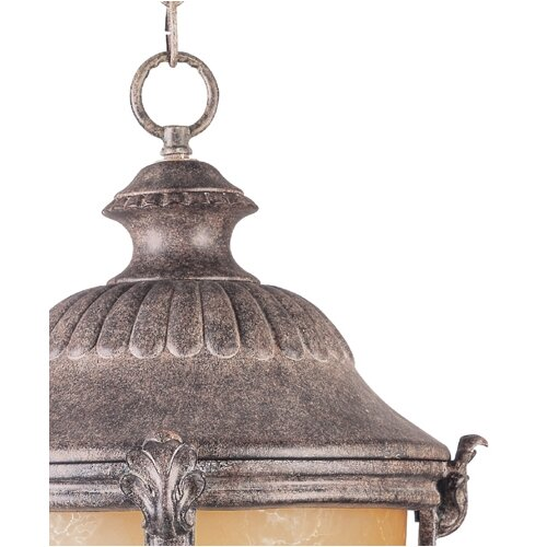 Wildon Home ® Totto 1 - Light Outdoor Hanging Lantern
