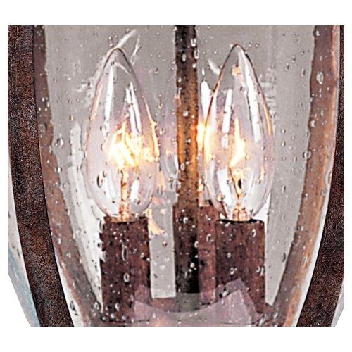 Wildon Home ® Recoco 3 - Light Outdoor Hanging Lantern