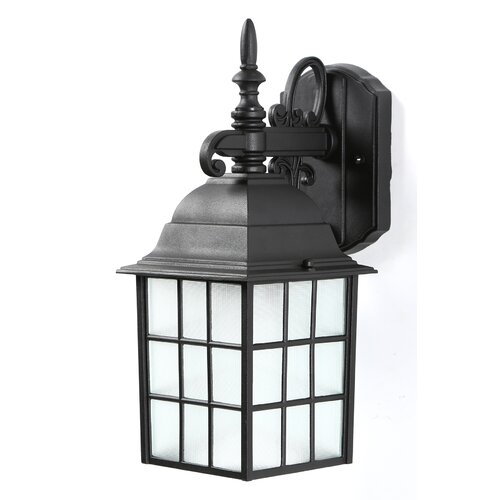 Maxim Lighting North Church Small Outdoor Wall Lantern