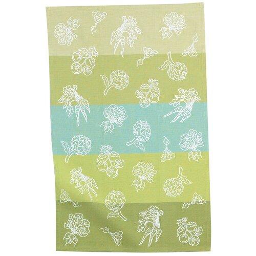 Veggies Tea Towel