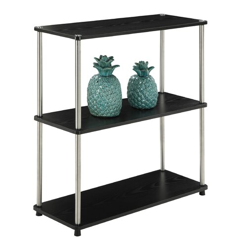 "Convenience Concepts 33.63"" Bookcase"