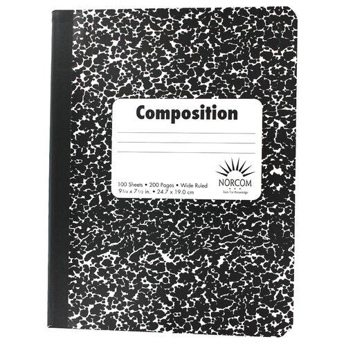 Wide Ruled Notebook Wayfair