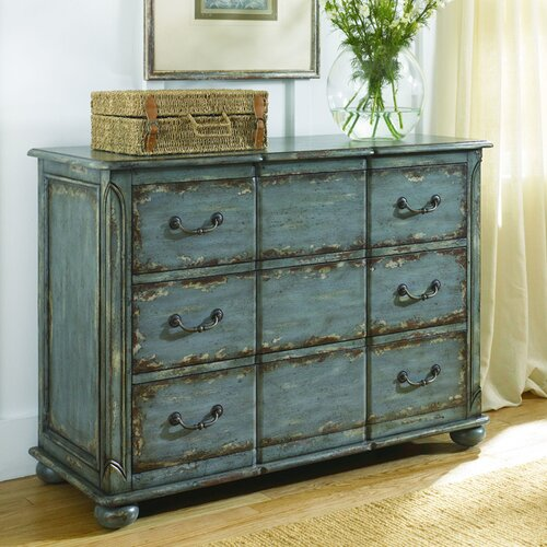 Hidden Treasures 6 Drawer Chest