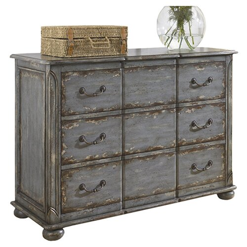 Hammary Hidden Treasures 6 Drawer Chest