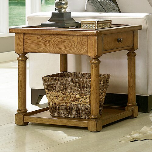 Americana Home End Table