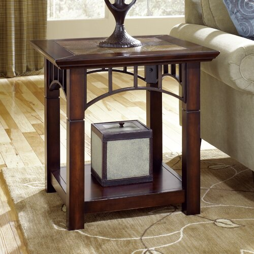 Vecchio End Table