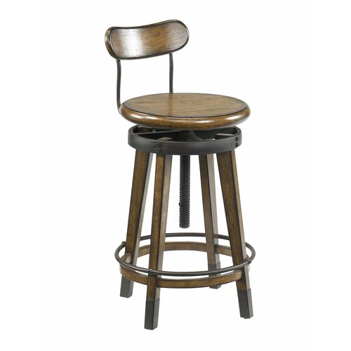 adjustable height bar stools 28 images adecotrading  : Hammary Studio Home Adjustable Height Swivel Bar Stool 166 948 from wallpapersist.com size 500 x 500 jpeg 29kB
