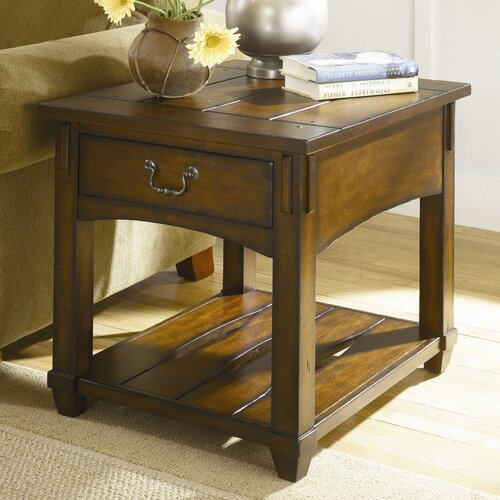 Hammary Tacoma End Table