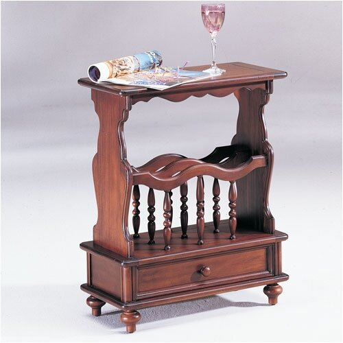 Hammary Chairsides Washington End Table