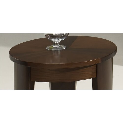 Hammary Oasis Chairside Table