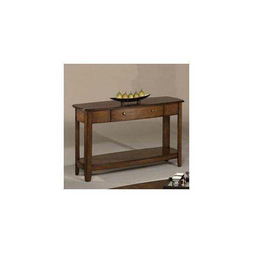 Hammary Primo Console Table