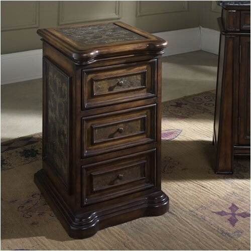 Hammary Hidden Treasures 3 Drawer Chest