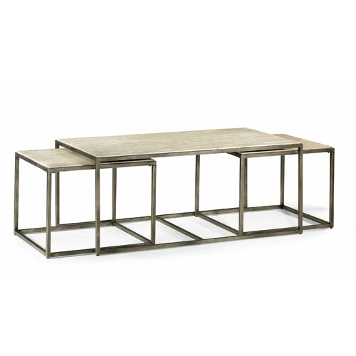 hammary modern basics nesting coffee table reviews wayfair
