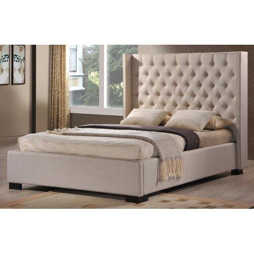 Newport Wingback Bed