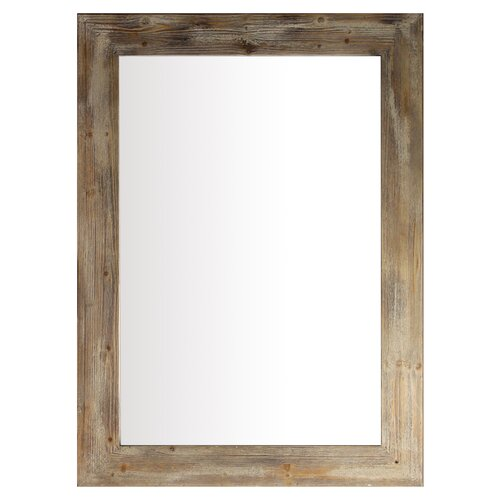 Stanton Timber Mirror