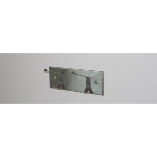 Stainless Steel Panel Coat Hook