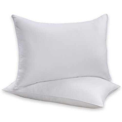 100% Cotton Allergen Barrier Pillow (Set of 2)