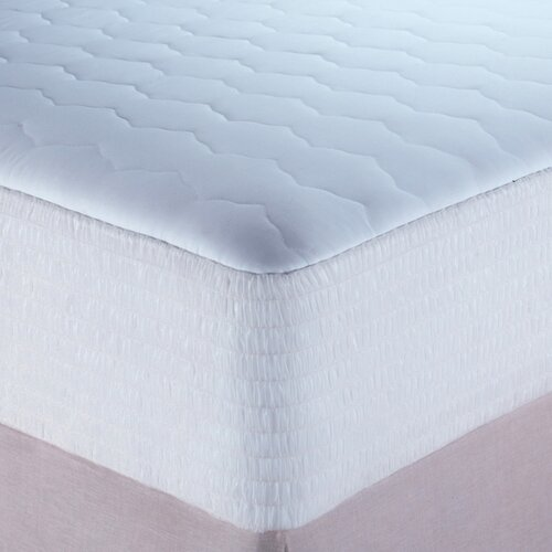 Ultra Comfort 100% Cotton Mattress Pad