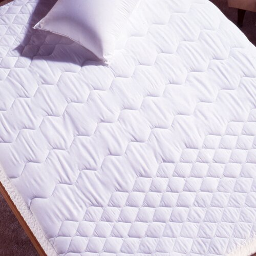 Tri-Zone Pima Cotton Mattress Pad