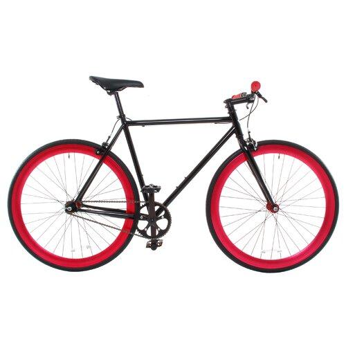 Men's Rampage Fixed Gear Fixie Single Speed Road Bike