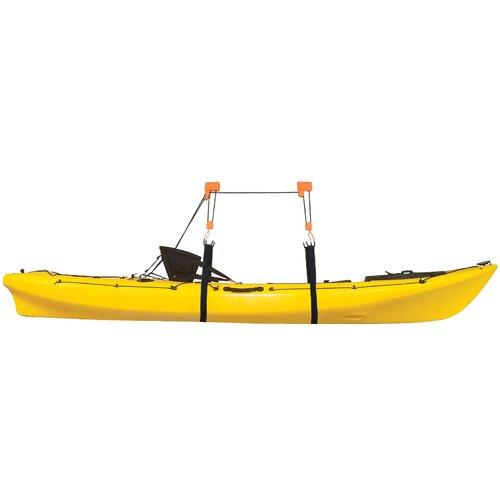 Heavy Duty Garage Utility Canoe And Kayak Lift Hoist
