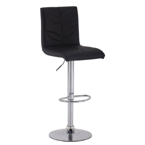 "CHP Furniture 24"" Adjustable Swivel Bar Stool with Cushion"