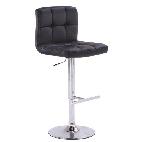 "CHP Furniture 25"" Adjustable Swivel Bar Stool with Cushion"