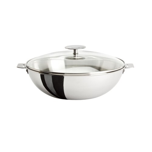 Casteline Wok with Optional Handle