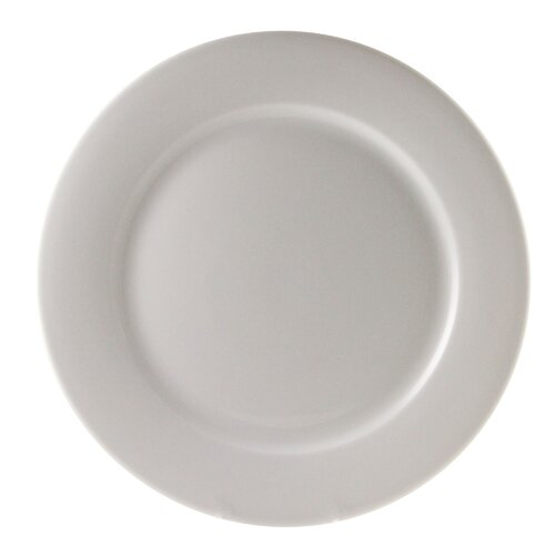 "Ten Strawberry Street Bistro 10.5"" Dinner Plate"