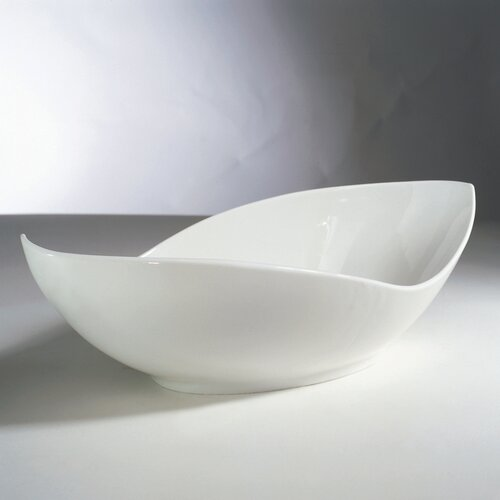 "Ten Strawberry Street 16.5"" Canoe Fruit Bowl"