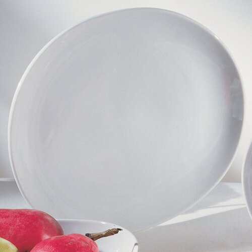"Ten Strawberry Street Royal Oval 11"" Dinner Plate"