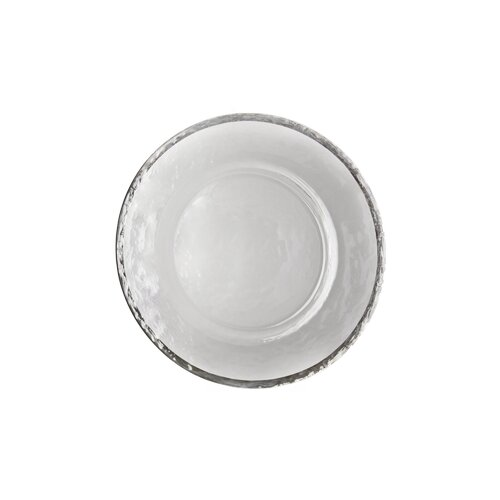 "Ten Strawberry Street Alpine Silver 8"" Salad / Dessert Plate"