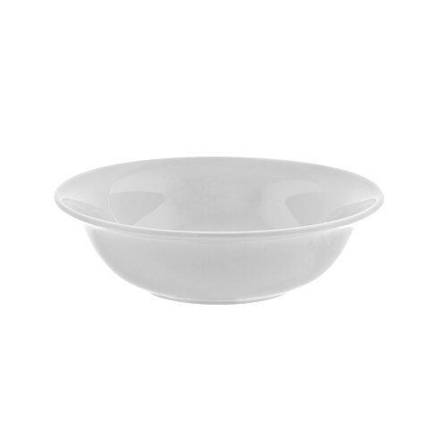 Ten Strawberry Street Classic White 12 oz. Cereal Bowl