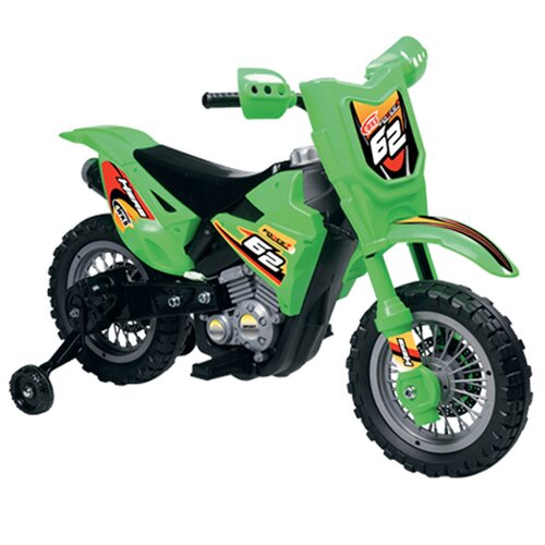 Vroom Rider Boy's Vroom Rider VR098 Dirt Bike