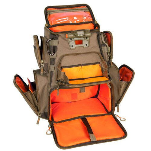 Nomad Lighted Tackle Backpack without Tray