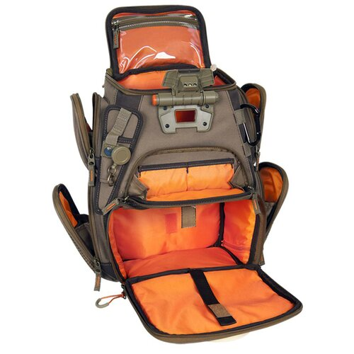 Wild River Recon Lighted Compact Tackle Backpack without Tray