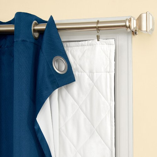 Season Smart 3M Thinsulate Insulating Curtain Liner ...