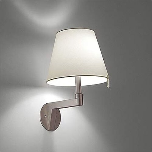 Artemide Melampo Mini 1 Light Wall Sconce