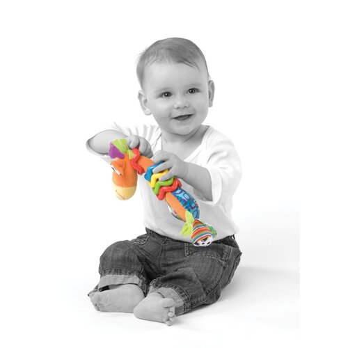 Playgro Bead Buddies Giraffe