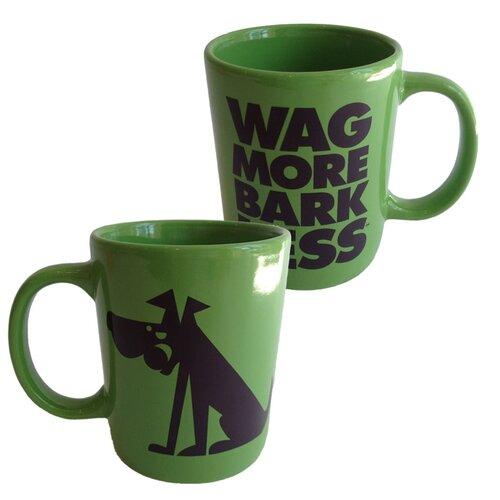 Wag More Bark Less Posse Mug