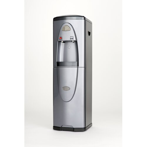 Hot and Cold Bottle-less Water Cooler with Nano Filter and Reverse Osmosis