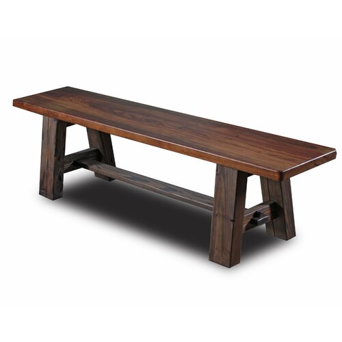 Tusk Tenon Wood Kitchen Bench