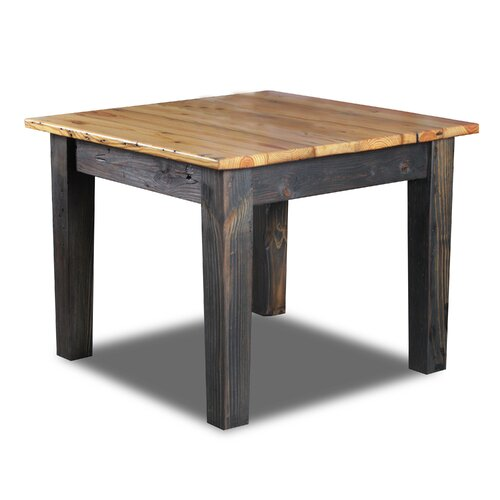 Vintage Flooring And Furniture Farm Bar Height Dining Table