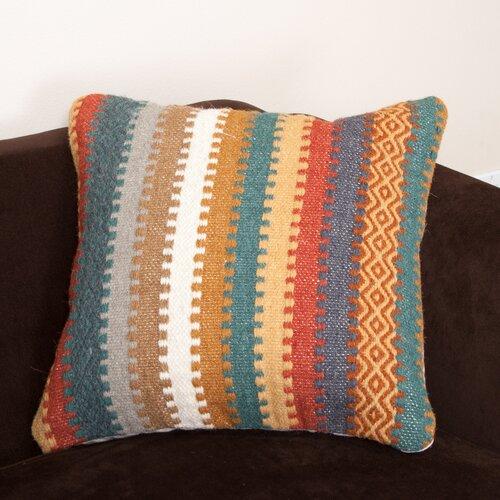 Gabriela Wool Stripe Pillow