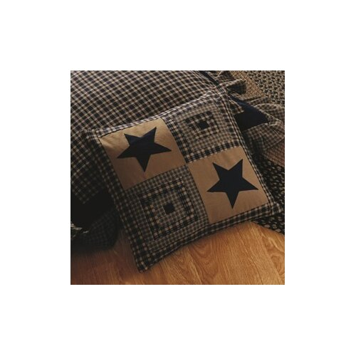 IHF Home Decor Vintage Star Euro Sham