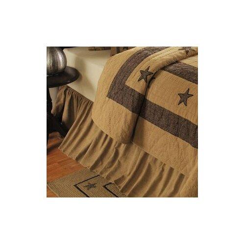 IHF Home Decor Burlap Star Skirt Reviews Wayfair