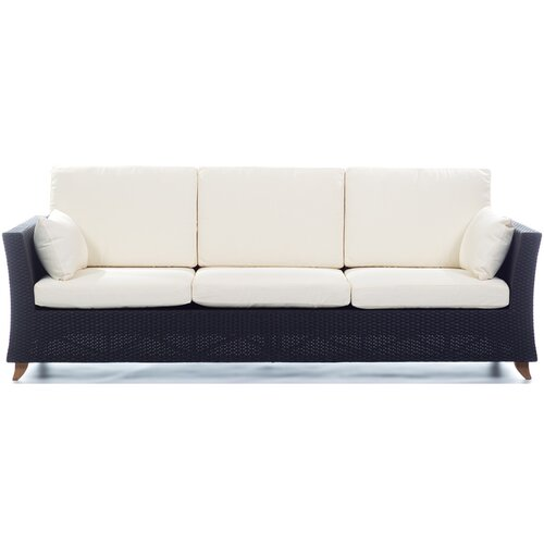 Deep Seating Sofa with Cushions