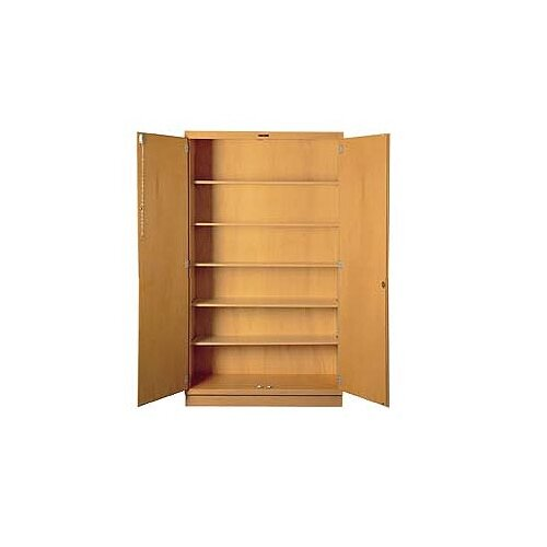 Shain Tall Storage Cabinet