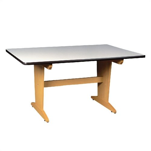 Shain Pedestal Table